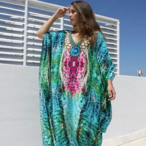 Extra large beach dress product