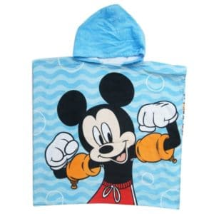Mickey Mouse Children's Beach Towel